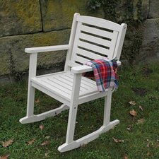 Farm Folklore Carver Rocking Chair
