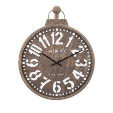 "Oversized 23.5"" Uptown Wall Clock"