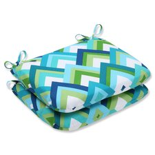 Resort Outdoor Dining Chair Cushion (Set of 2)