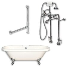 "70"" L x 30"" W Bathtub"