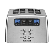 4 Slice Countdown Leverless Toaster