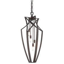 Bradley 4-Light Foyer Pendant