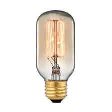 Vintage Filament Light Bulb