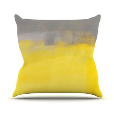 A Simple Abstrac Throw Pillow