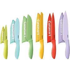 12 Piece Advantage Coated Knife Set
