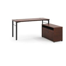 Manage L-Shape Computer Desk