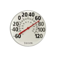 """Extra Large 18"""" Metal Thermometer"""