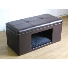 Comfy Pet Bed Bench