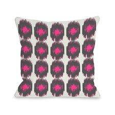 Payton Ikat Dots Throw Pillow
