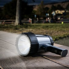 Brite-Nite Spotlight with 18LED Lantern