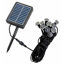 Seriously Solar 11-Piece Step Light Set