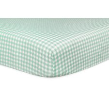 Tulip Garden Mini 4 Piece Crib Bedding Set