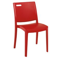 Metro Stacking Dining Side Chair (Set of 4)