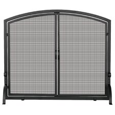 Uniflame Single Panel Wrought Iron Screen