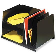 Steelmaster Combination Horizontal/Vertical Steel File