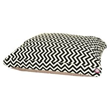 Zig Zag Pillow Pet Bed