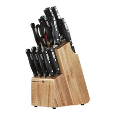 World Class Knife Block Set (Set of 18)