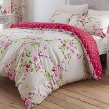 Canterbury Duvet Cover & Rectangular Pillowcase