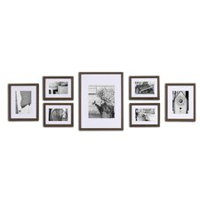 quick view gallery 7 piece perfect wall picture frame set