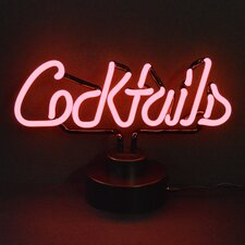 Business Signs Cocktails Neon Sign
