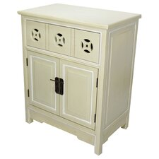 1 Drawer and 2 Doors Cabinet