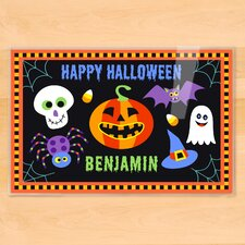 Halloween Personalized Placemat