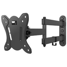 "Double Arm Tilt Wall Mount for 13""-27"" Flat Panel Screens"