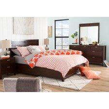Forte Quatrefoil Comforter Set