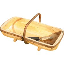 Sussex Style Wooden Basket