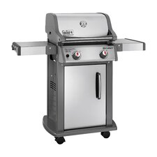 Spirit® S-210™ 2-Burner Propane Gas Grill with Cabinet