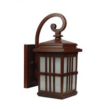 Granite Ridge 1-Light Outdoor Wall Lantern