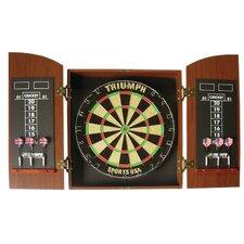Wellington Bristle Dartboard Cabinet