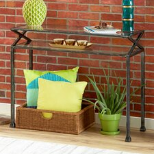 Rosetta Metal Console Table  by Zipcode™ Design