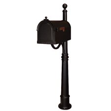 Berkshire Mailbox with Post Included