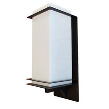Futura 1-Light Outdoor Sconce