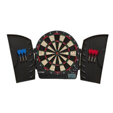 Vector Electronic Dartboard and Cabinet Set