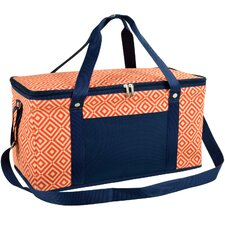 72 Can Diamond Collapsible Extra Large Trunk Cooler