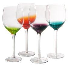 Fizzy Wine Glass (Set of 4)