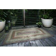 Ultra-Durable Rainforest Indoor/Outdoor Rug
