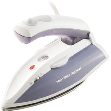 Travel Steamer and 800W Iron