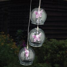 Wind Chime 1 Light LED Decorative and Accent Lights