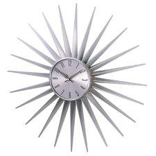 """24"""" Sunburst Wall Clock"""