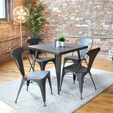 Modern Grey Dining Kitchen Tables Allmodern