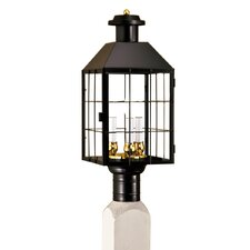 American Heritage Outdoor 3-Light Lantern Head