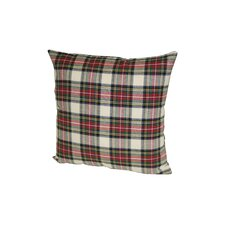 Dress Stewart Plaid Throw Pillow