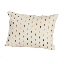 Coastal Drops Indoor/Outdoor LBoudoir/Breakfast Pillow