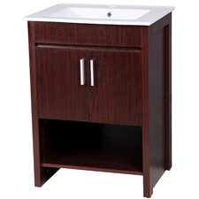 "23.5"" Single Bathroom Vanity"