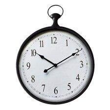 "16"" Metal Wall Clock"