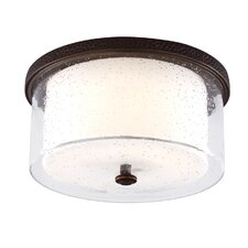 Artizan 1-Light Bowl Ceiling Fan Light Kit