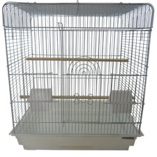Flat Top Small  Bird Cage